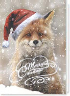 Wildlife Christmas Card | 92878