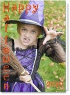 Personalized Halloween Card #2004170-P